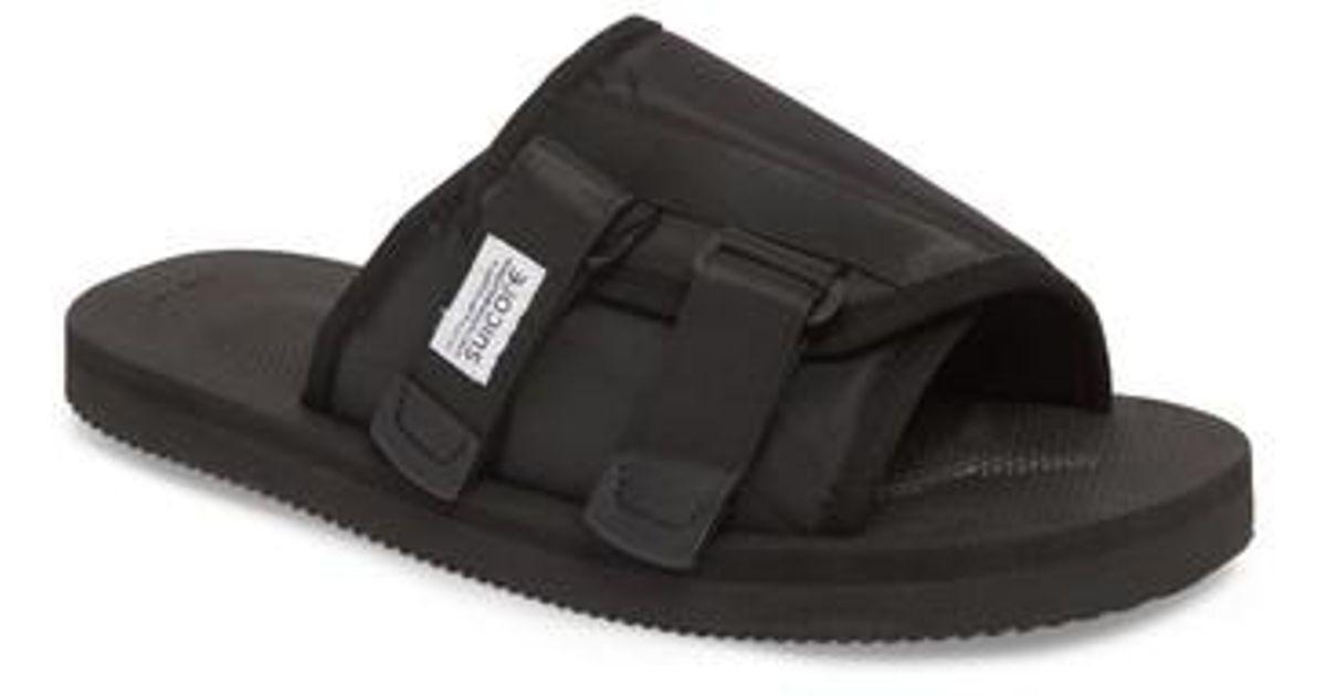 Paul Smith Black Kaw-Cab Sandals