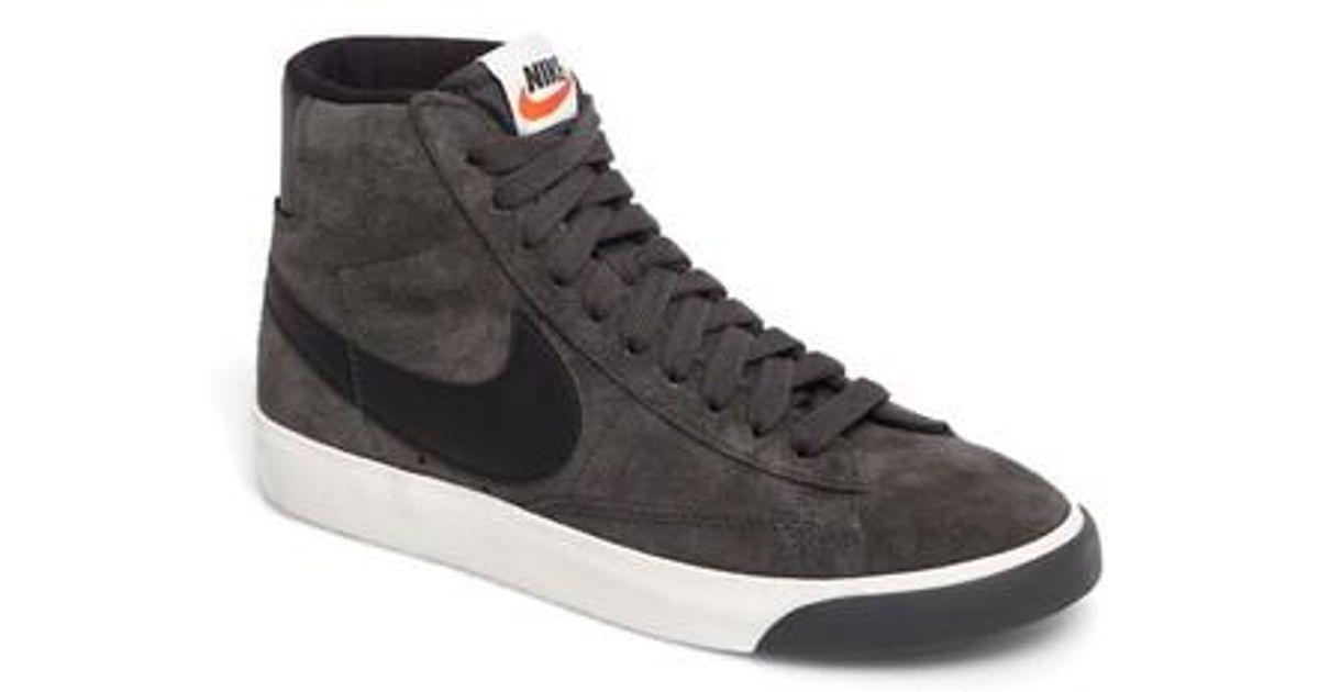 6d850b2ee4f7b Lyst Men Mid For Nike Blazer Vintage Sneaker rqR7r