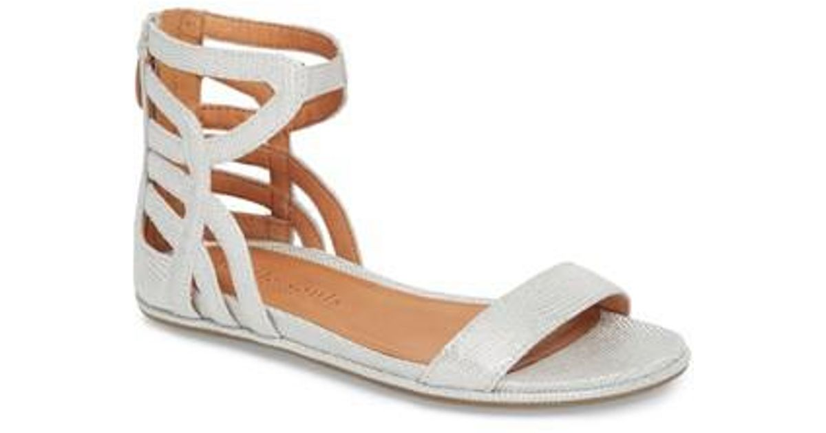 8e6f8bca Gentle Souls By Kenneth Cole Larissa Sandal - Lyst