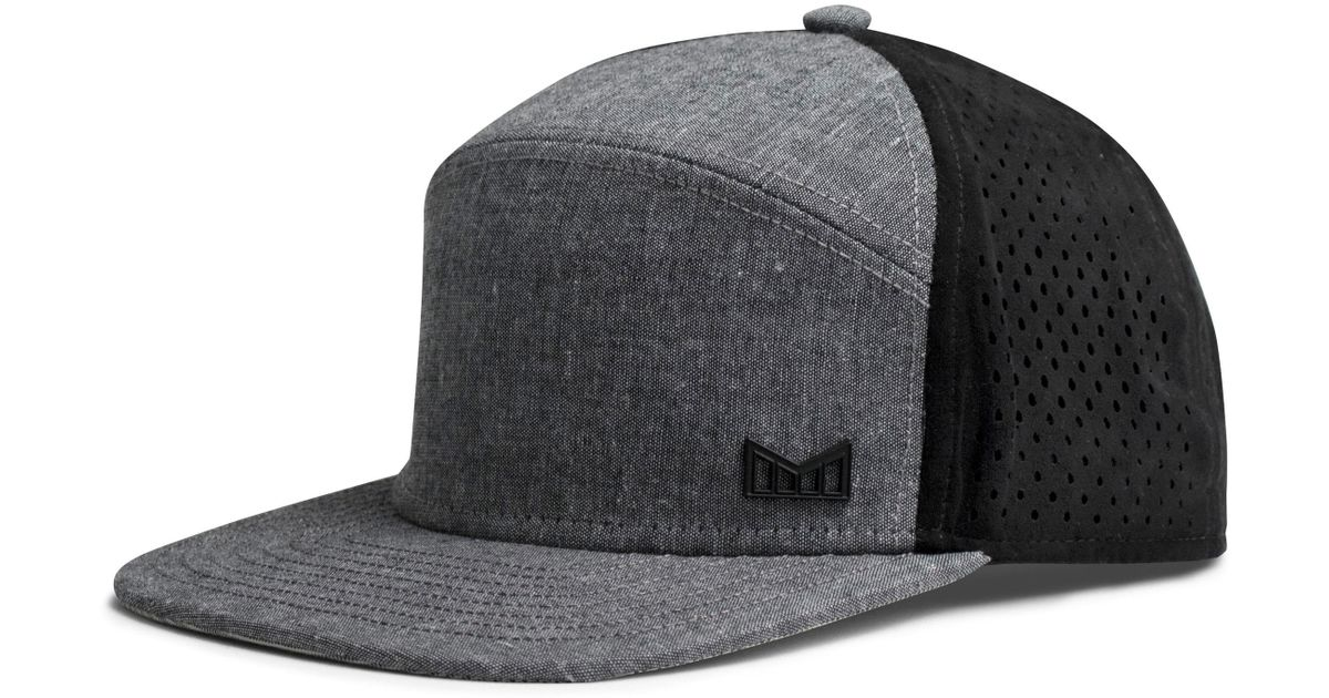online store 4a154 89ac5 Melin Trenches Snapback Baseball Cap - in Gray for Men - Lyst