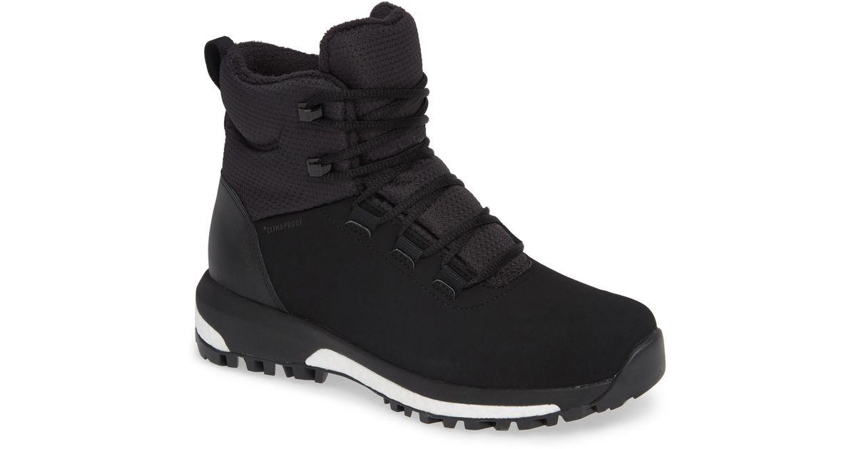 2c3e58cc4fe4a0 Lyst - adidas Terrex Pathmaker Waterproof Hiking Boot in Black