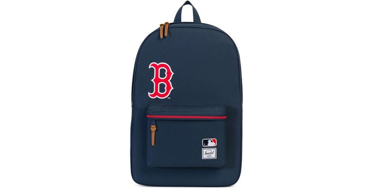 Herschel Supply Co. Heritage Boston Red Sox Backpack - in Blue for Men -  Lyst f82059b4f1650