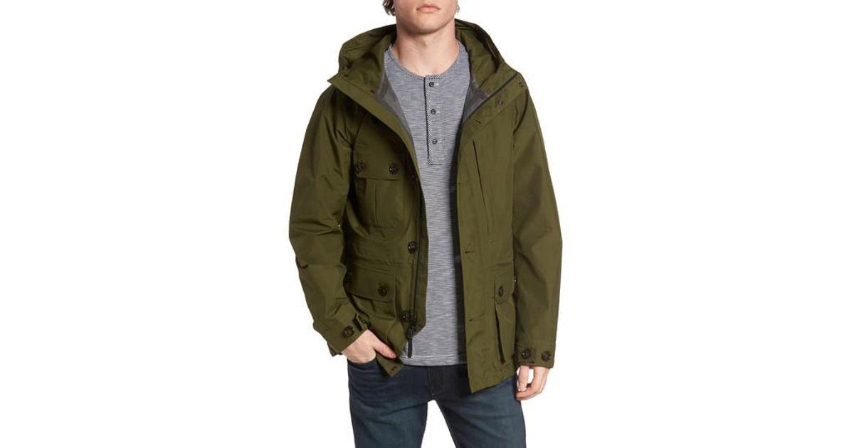 For In Tex Gore Lyst Woolrich Jacket Green Mountain Men Waterproof q8nRY