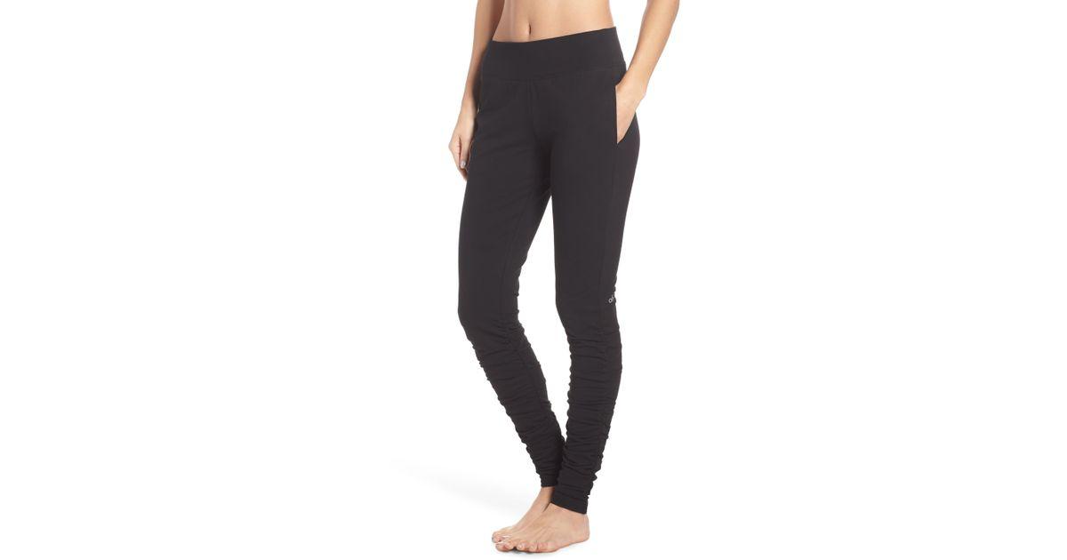6ab0bf07ff Alo Yoga Solar Sweatpants - Lyst