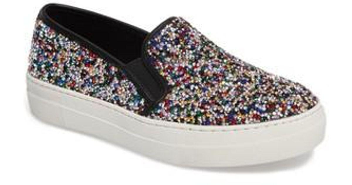 6120ee84722 Lyst - Steve Madden Gracious Slip-on Sneaker