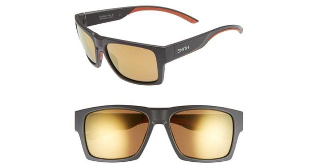 7aef8050c1 Lyst - Smith Outlier 2xl 59mm Polarized Sunglasses -