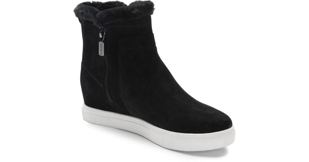 22960537bac4 Lyst - Blondo Glade Waterproof Sneaker in Black