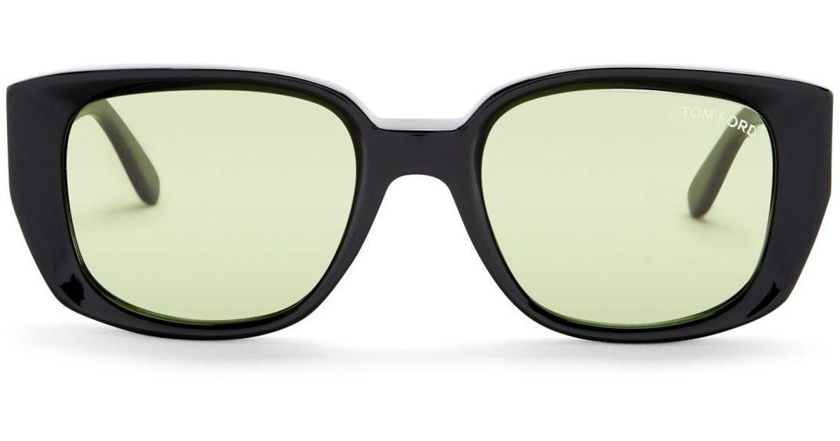 30efb665e85c Lyst - Tom Ford Men s Square Sunglasses for Men