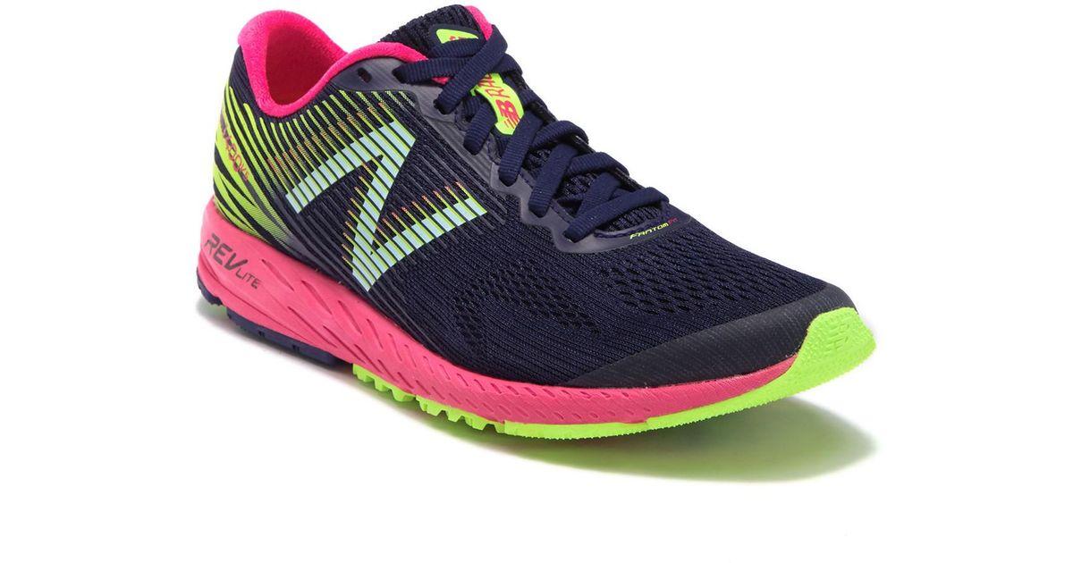premium selection 28cfe f8a0e New Balance - Blue 1400v5 Running Sneaker - Lyst