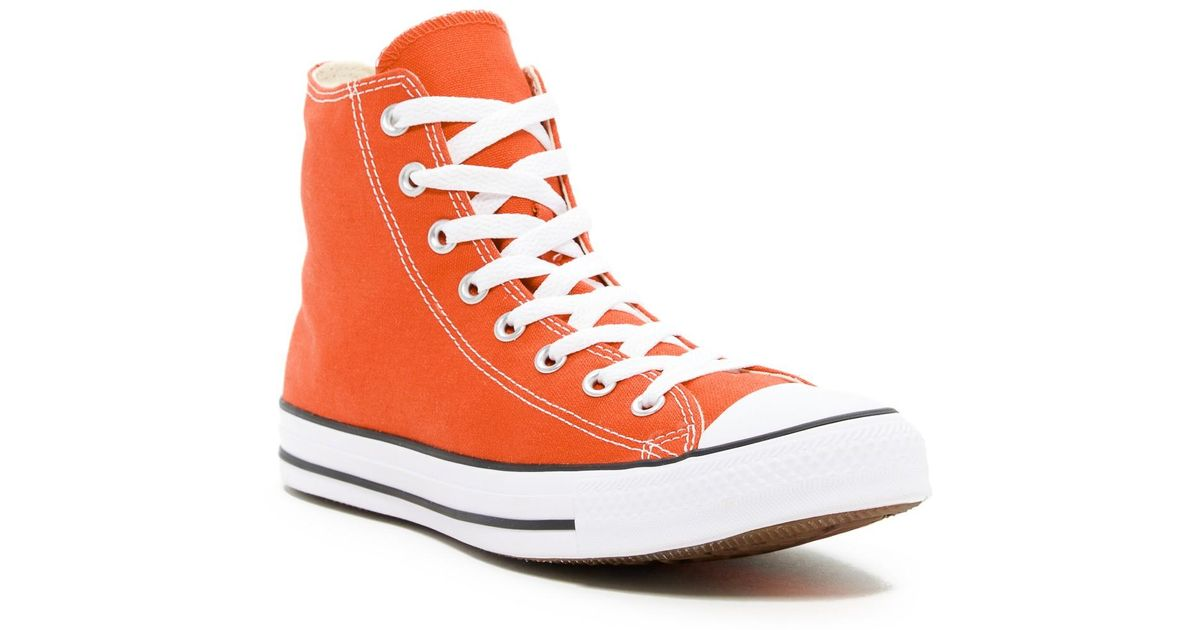 2d7b0ea8ccb Lyst - Converse Chuck Taylor(r) All Star(r) High Top Sneaker (unisex) for  Men