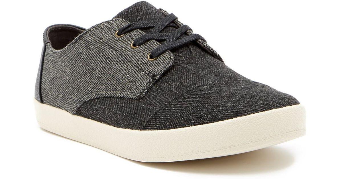 TOMS Paseo Wool Sneaker 58CdwHb