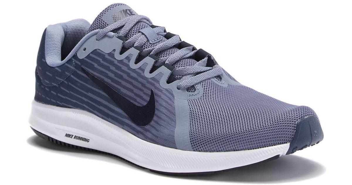 04b1e51b647 Lyst - Nike Downshifter 8 Running Sneaker in Blue for Men