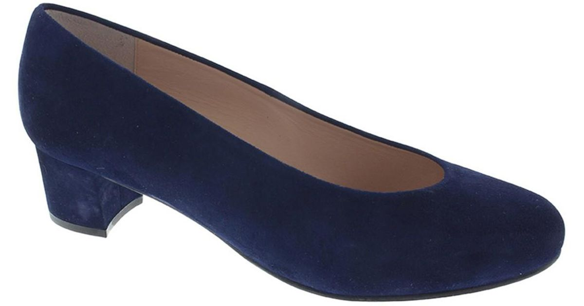 90f3f96eb76 Lyst - Patricia Green Jasmine Pump in Blue