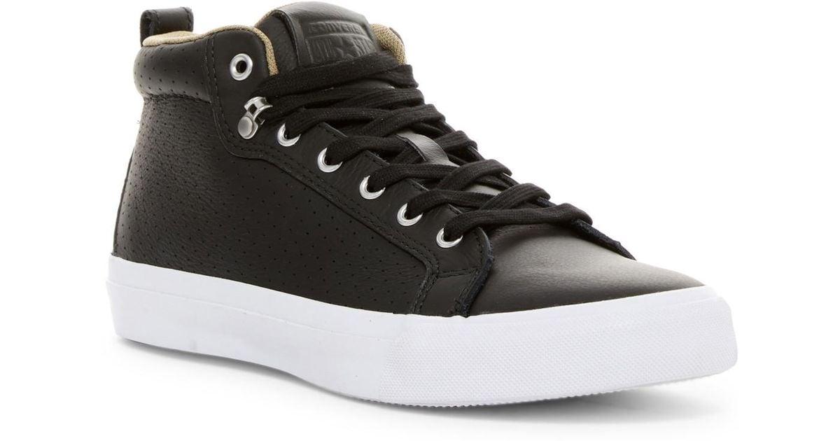 b57c3aa59d71 Lyst - Converse Chuck Taylor All Star Fulton Mid Sneaker (unisex) in Black  for Men