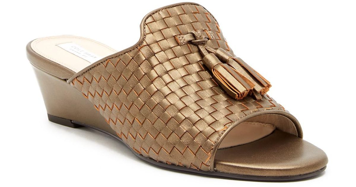 Cole Haan Jagger Woven Wedge Sandal 8PQwXz