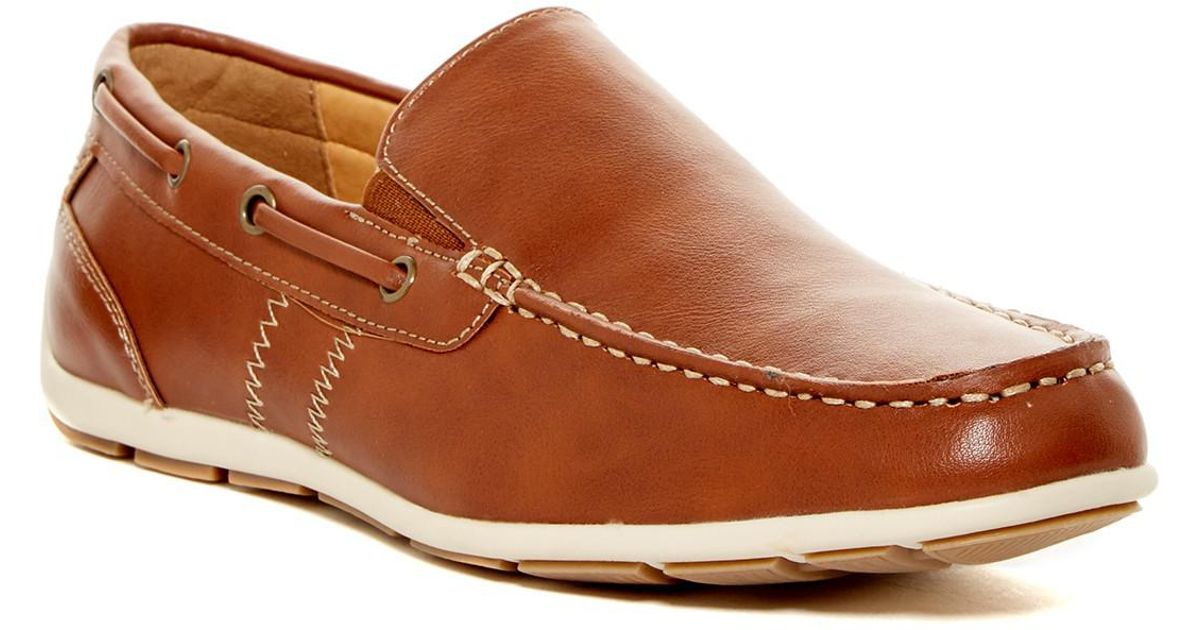 ad68a317e71b Lyst - Gbx Ludlam Moc Driver in Brown for Men