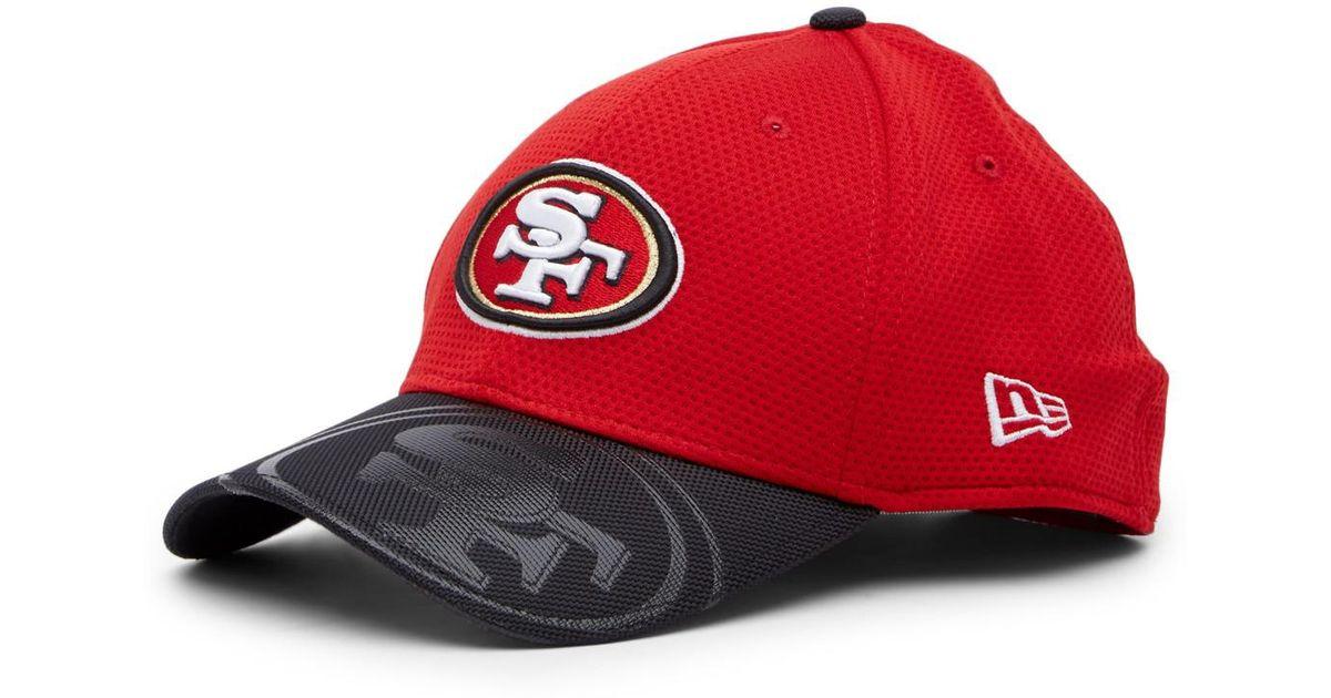 Fan Apparel & Souvenirs San Francisco 49ers Hat Football-nfl