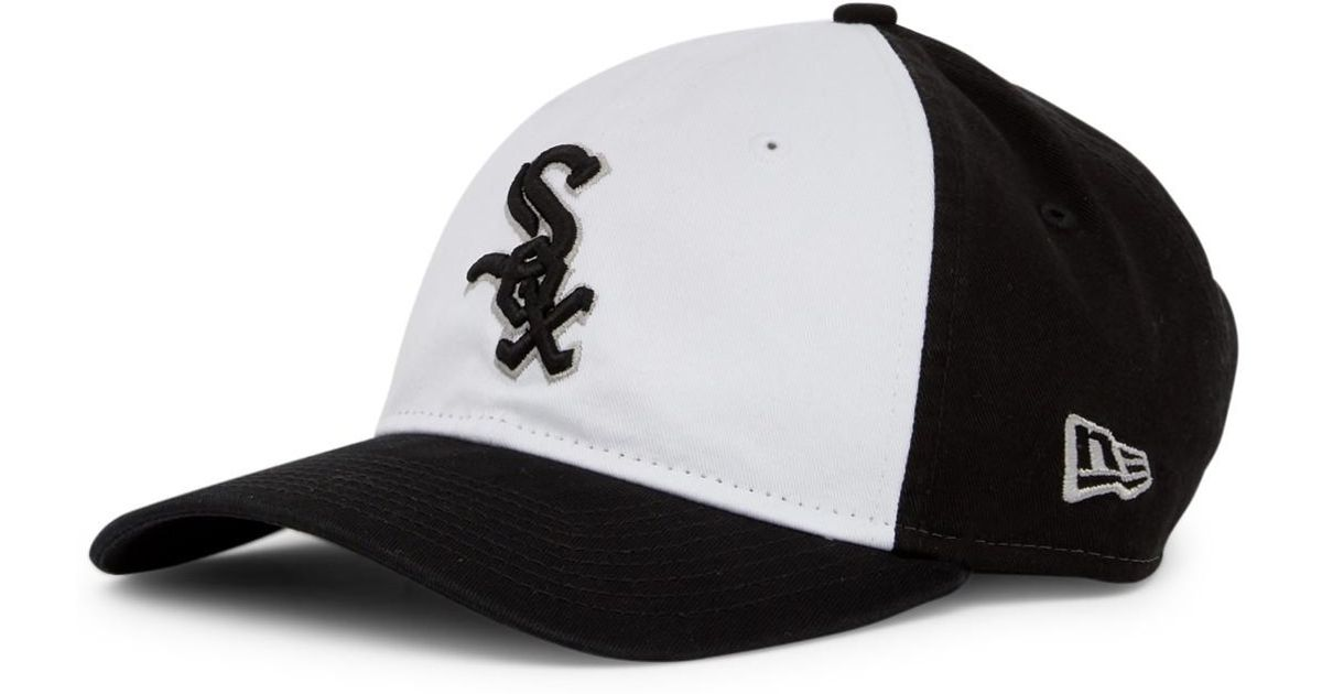 993304a6da176 Lyst - Ktz Mlb Chicago White Sox White Pop Cap in White for Men