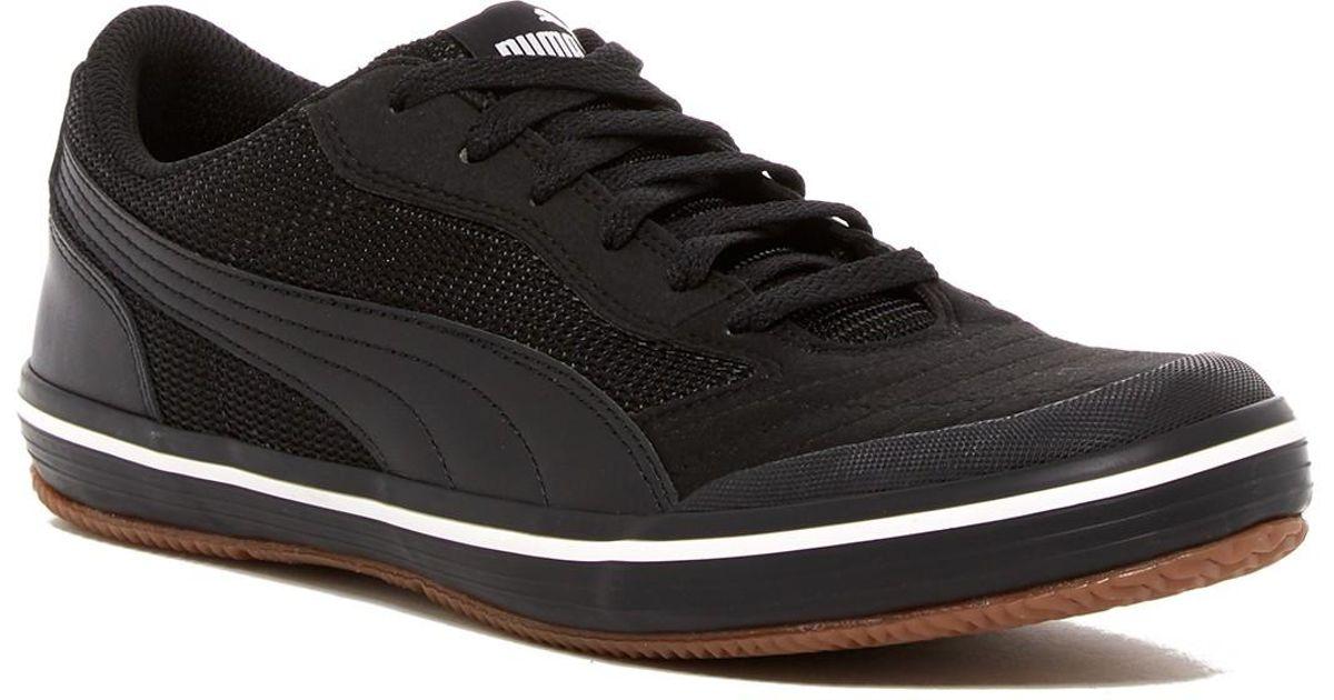 Lyst - PUMA Astro Sala Sneaker in Black for Men 5a31b5b40ed2