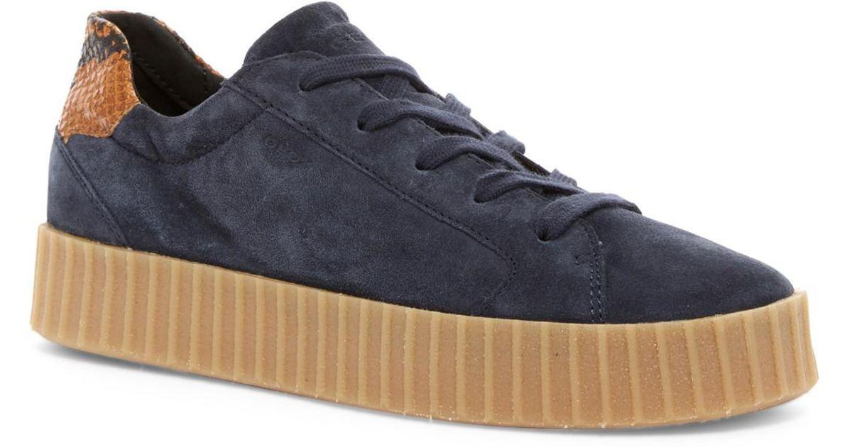 GEOX Hidence Platform Sneaker l659wk