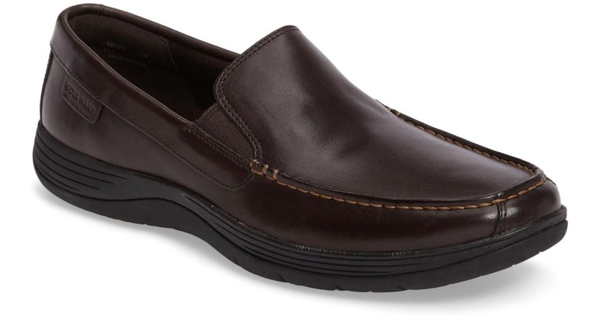 acf275be507 Lyst - Cole Haan Lewiston Loafer for Men