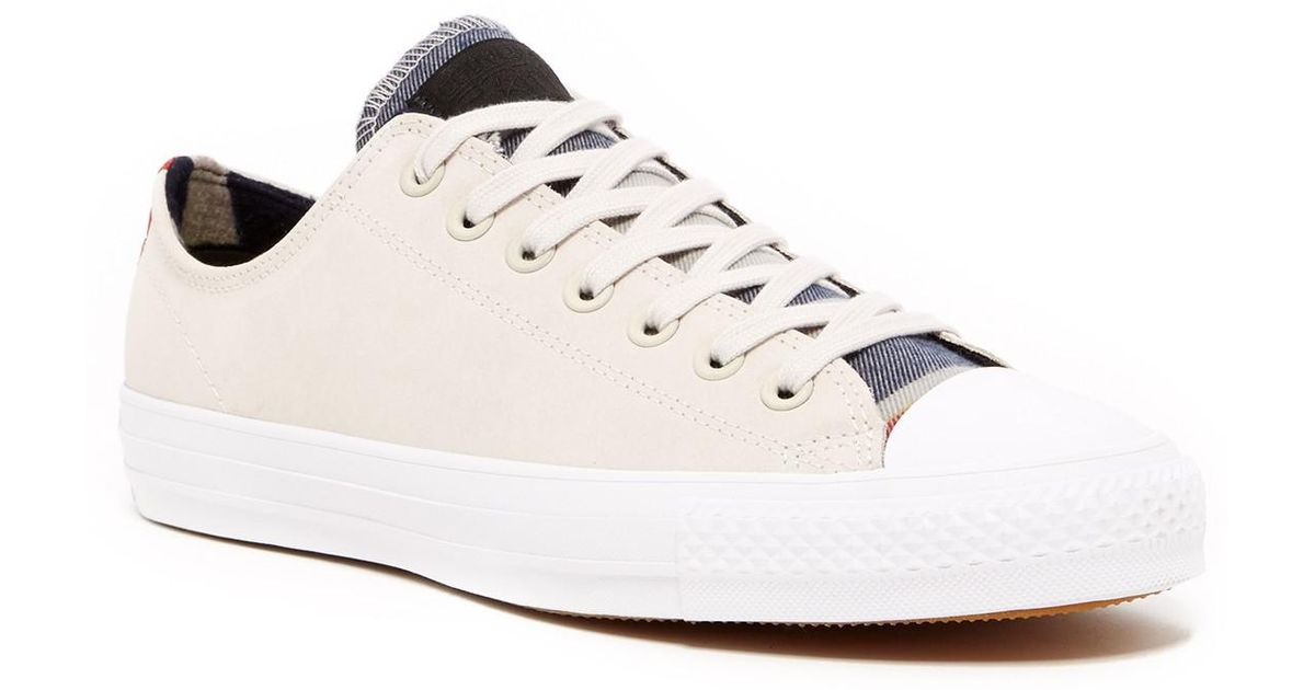 3fc3bc8cafdb Lyst - Converse Chuck Taylor All Star Pro Blanket Stripe Sneaker (unisex)  for Men