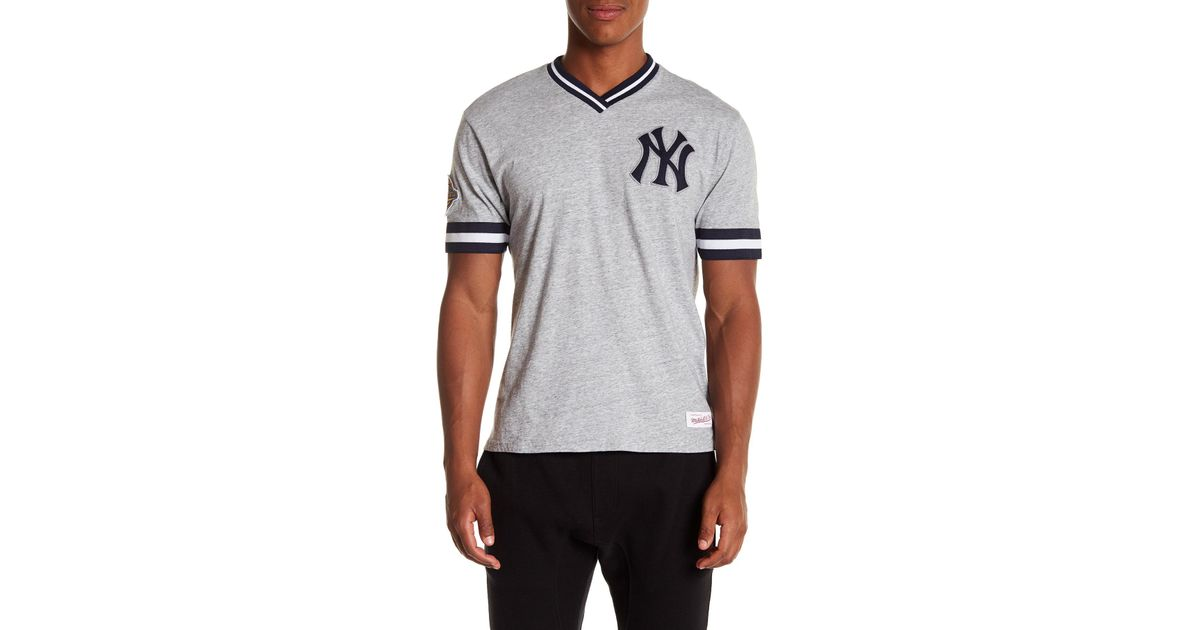 8c945f5fe Mitchell   Ness Overtime Win New York Yankees Vintage Tee for Men - Lyst