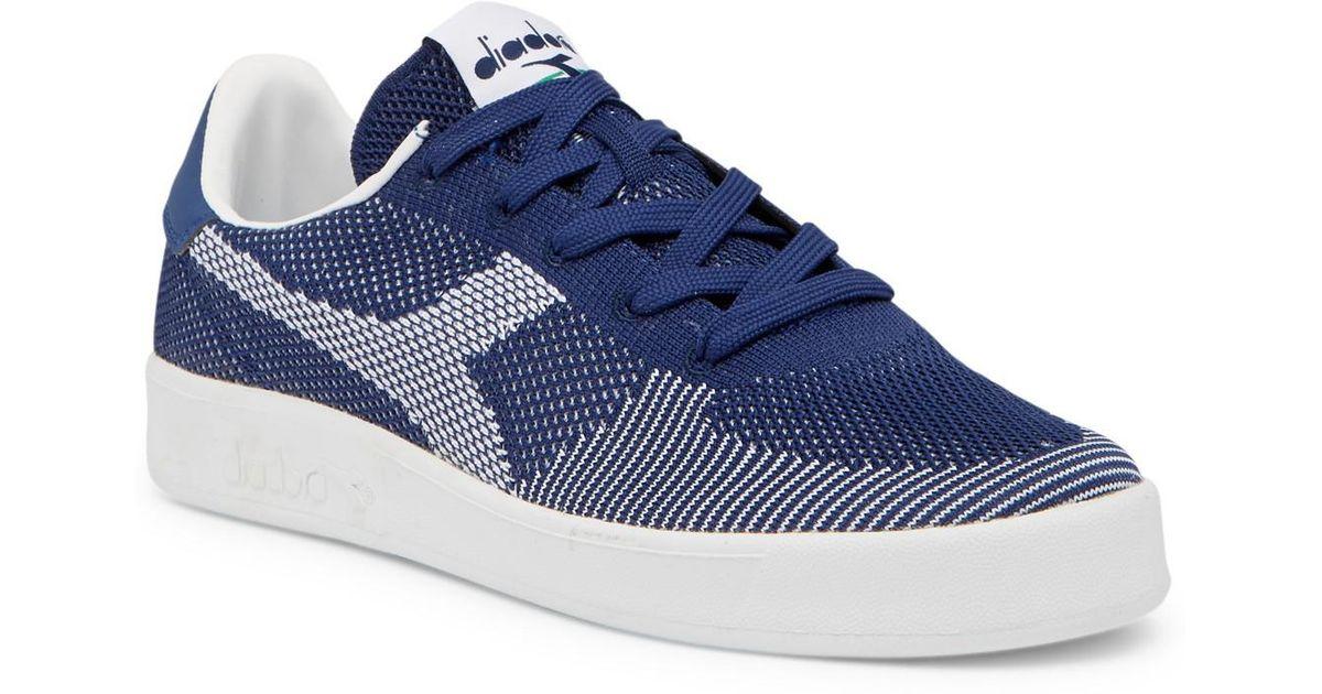 a2b50ea983 Lyst - Diadora B. Elite Spw Weave Sneaker in Blue for Men