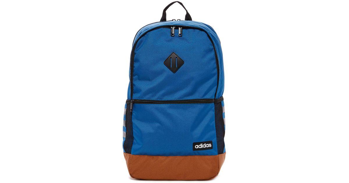Lyst - adidas Granville Backpack in Blue for Men