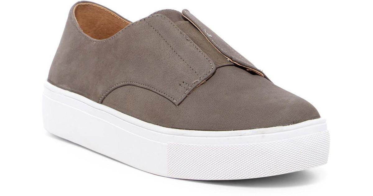 Steven By Steve Madden Garnet Slip-On Platform Sneaker 6G8oNb895