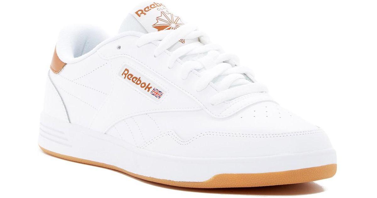 823e48d3c7d Lyst - Reebok Classic Club Memt Sneaker in White for Men