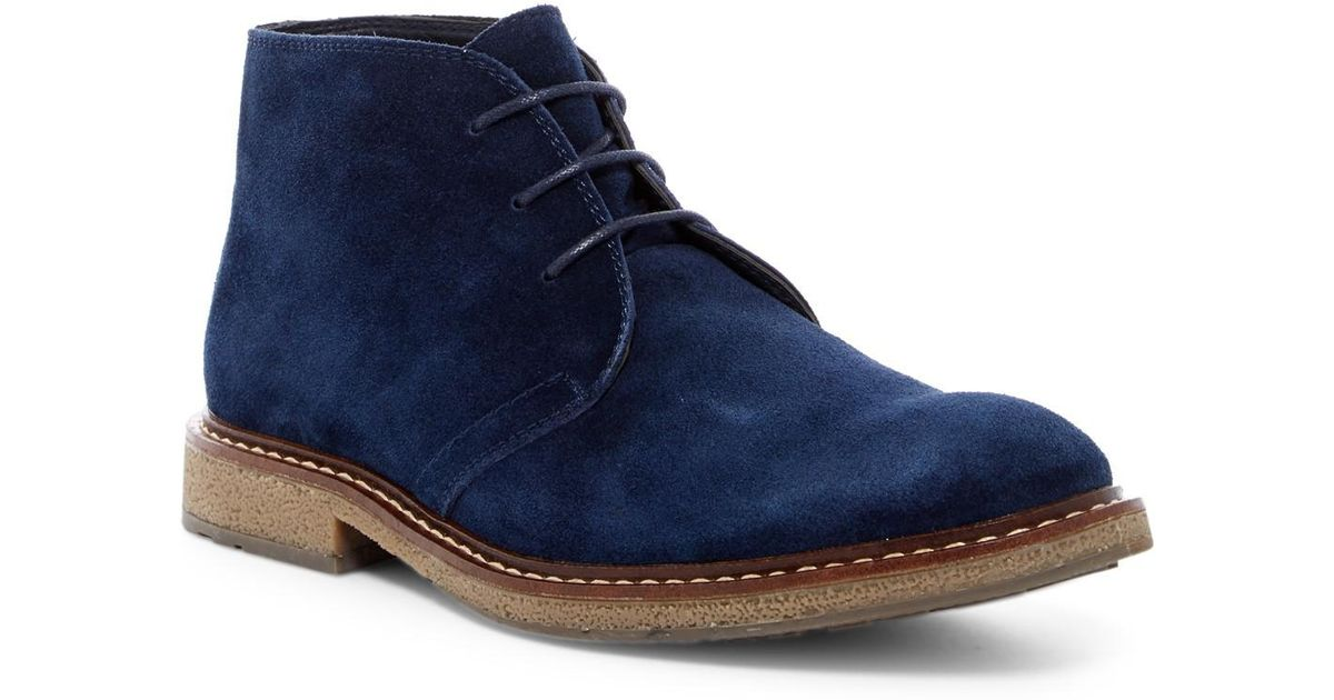 Mojave Chukka Boot in Blue for Men