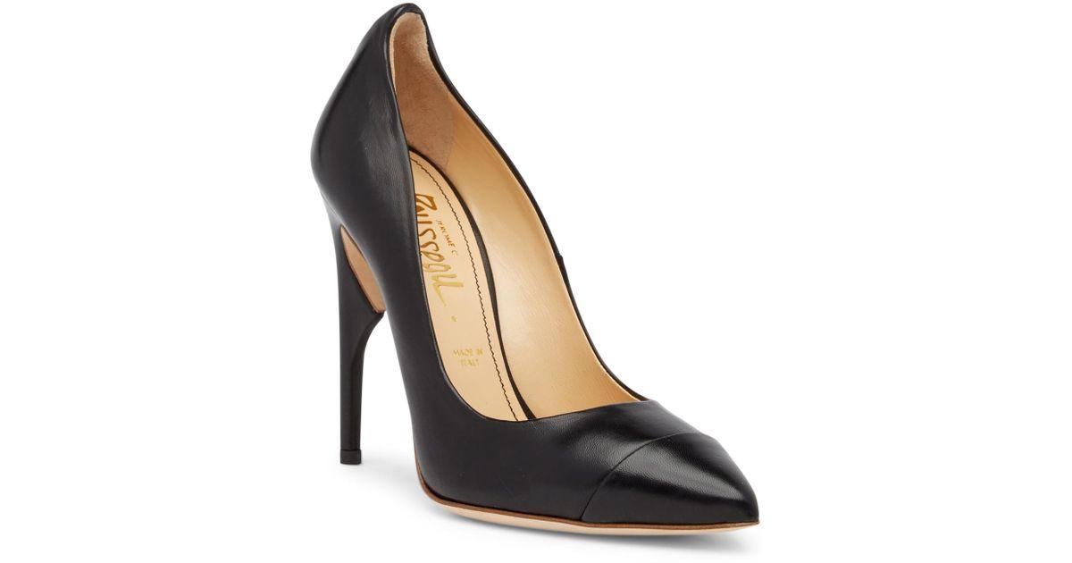 Cheapest online pre order online Jerome C. Rousseau High-Heel Round-Toe Pumps Z9YECmRUEc