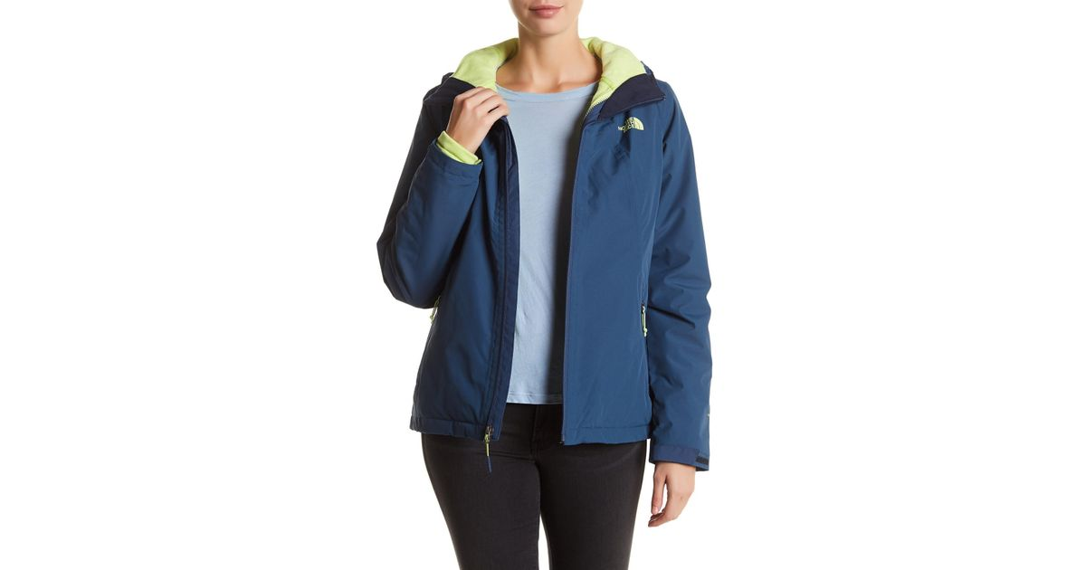 ff45cb901 The North Face Blue Highanddry Triclimate 2-in-1 Jacket
