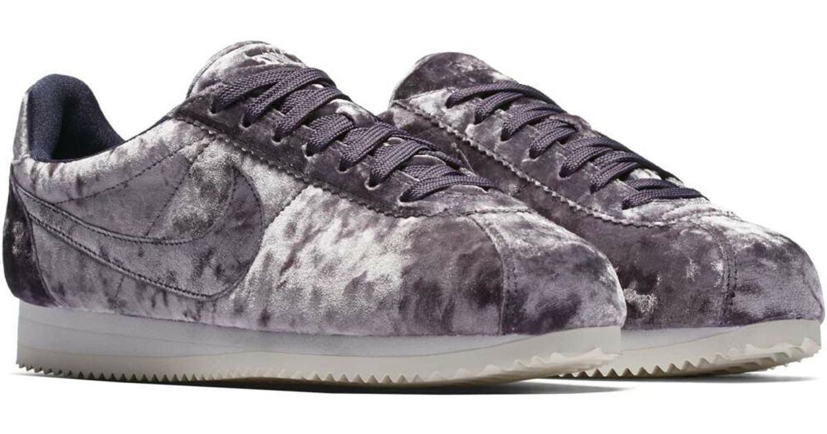 low priced 1751a 2b395 Lyst - Nike Cortez Classic Lx Sneaker (women)