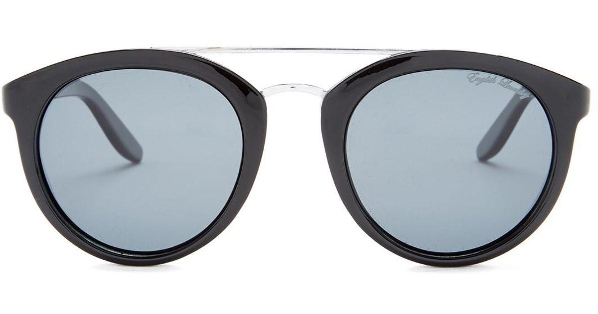 e125b1c957db English Laundry Men's Browbar Polarized Sunglasses for Men - Lyst