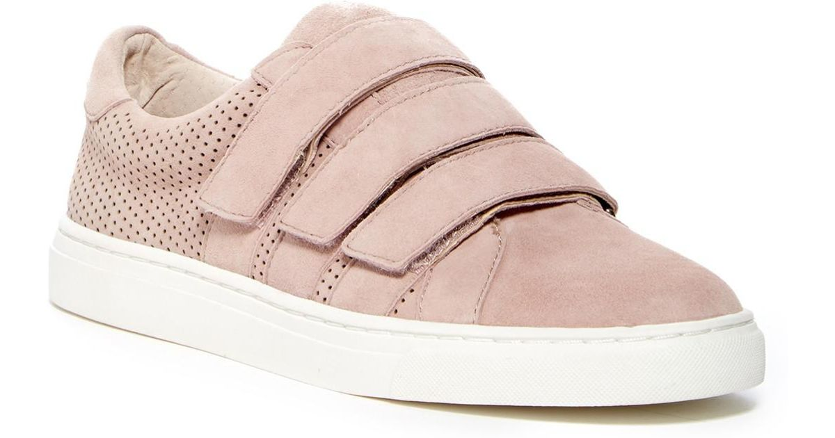 9a0452ef9b2 Lyst - Vince Camuto Breyda Perforated Sneaker in Pink