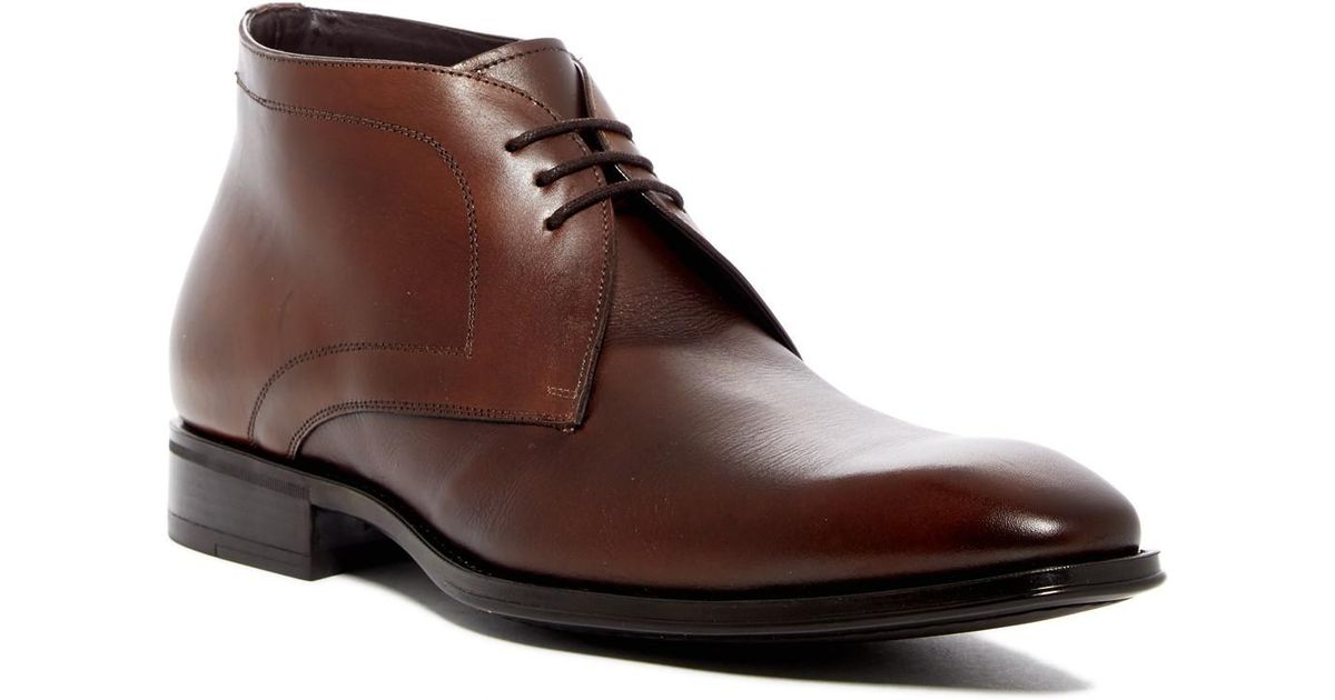 Mezlan Cabra Leather Chukka Boot 4syVj