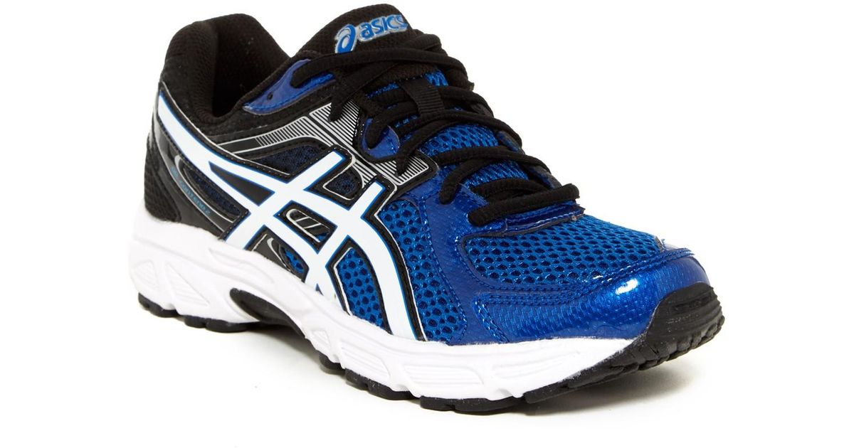size 40 b9d82 133b0 Lyst - Asics Gel-contend Gs Sneaker - Wide Width Available (big Kid) in  Blue for Men