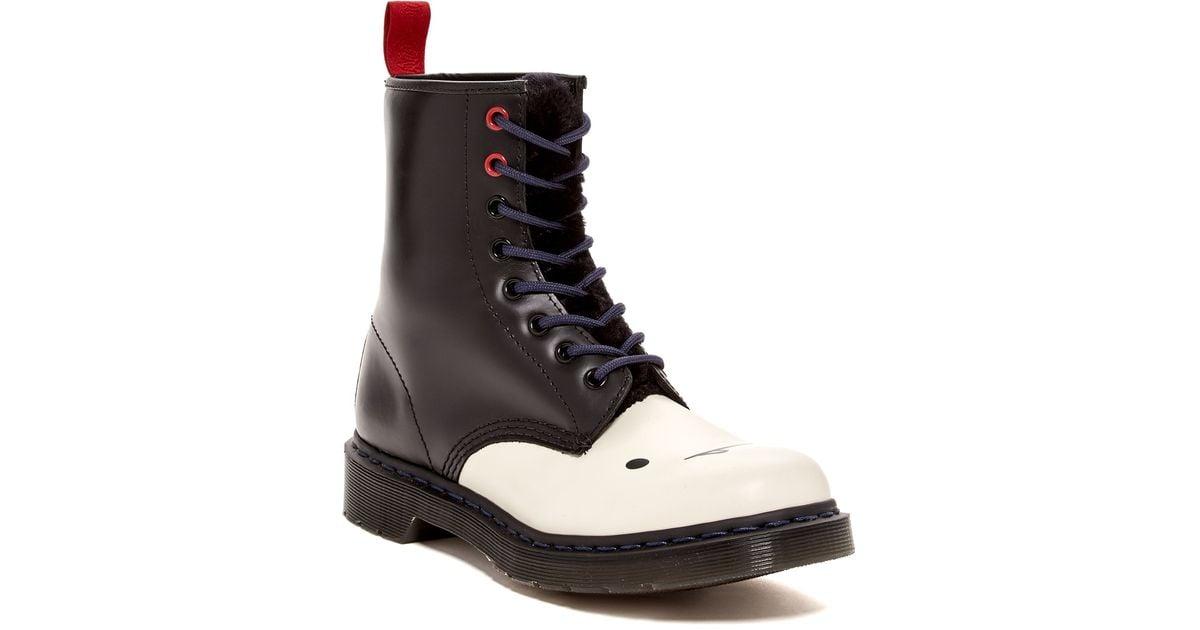 70872fef051 Lyst - Dr. Martens Marceline Boot in Black