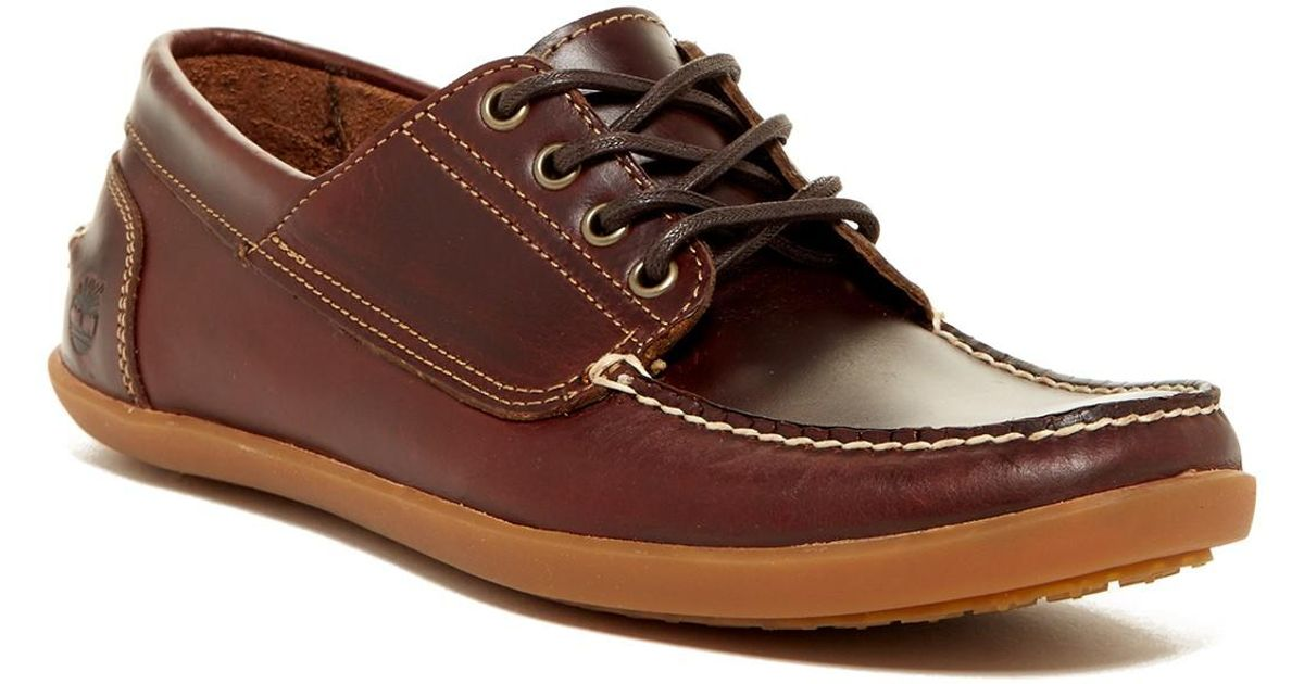 timberland wide width boat shoes