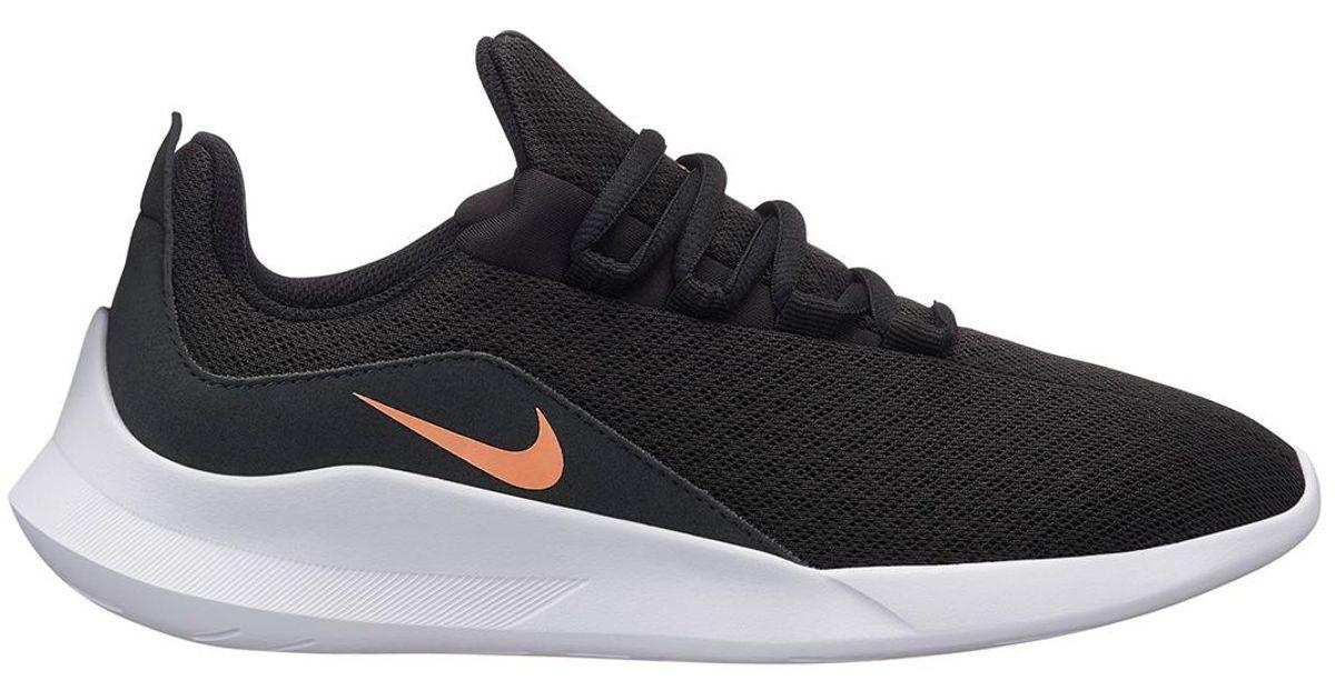 promo code 20856 1a214 Lyst - Nike Viale Mesh Sneaker in Black