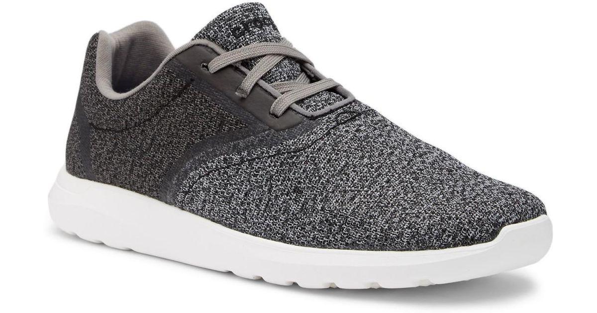 be6c33564c2f Crocs™ Kinsale Static Lace-up Sneaker in Gray for Men - Lyst