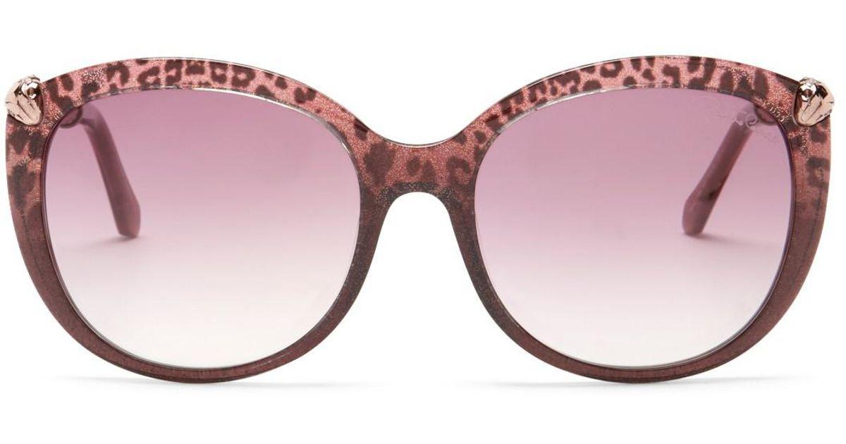 Lyst - Roberto Cavalli Women\'s Oversized Acetate Frame Sunglasses