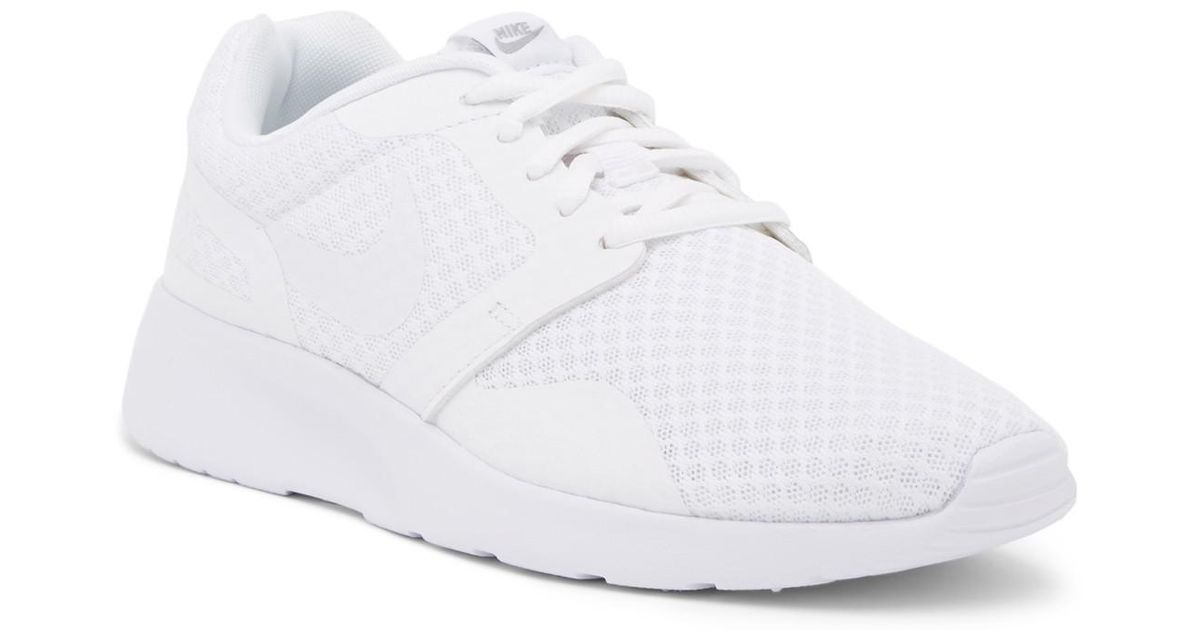 46b4637d10aac 6bdf3 61d25 spain lyst nike kaishi ns sneaker in white 26f43 6964f ...