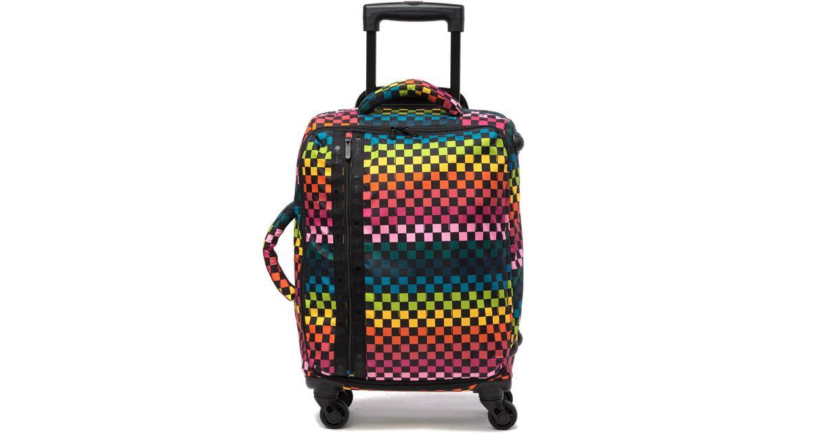 ac530b537 LeSportsac Dakota 21 Soft Sided Luggage - Lyst