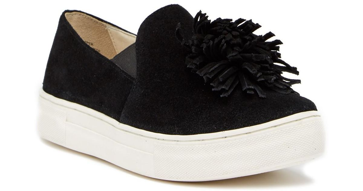 Jeu Seychelles Sur Pompom Slip-on Sneaker Vente Chaude Sortie Amazon Pas Cher En Ligne commercialisable LTZuoNzOU