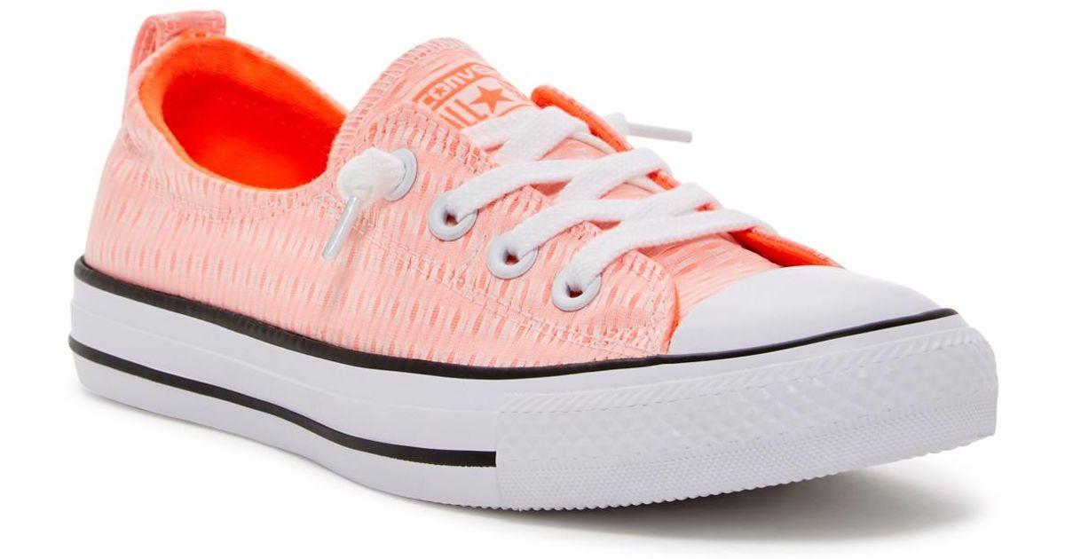 d25080f5acf22e Converse - Multicolor Chuck Taylor All Star Shoreline Slip Sneaker (women)  - Lyst