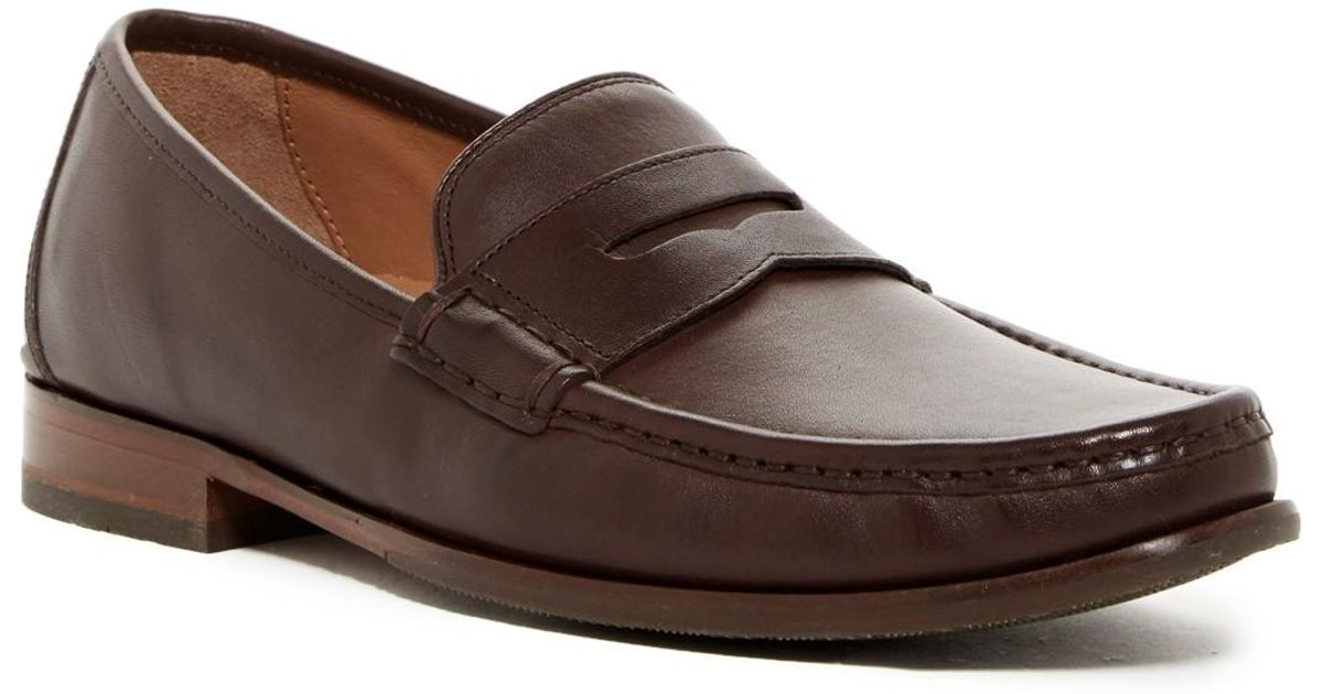 e3ade084d46 Lyst - Cole Haan Aiden Grand Ii Penny Loafer - Wide Width Available in  Brown for Men