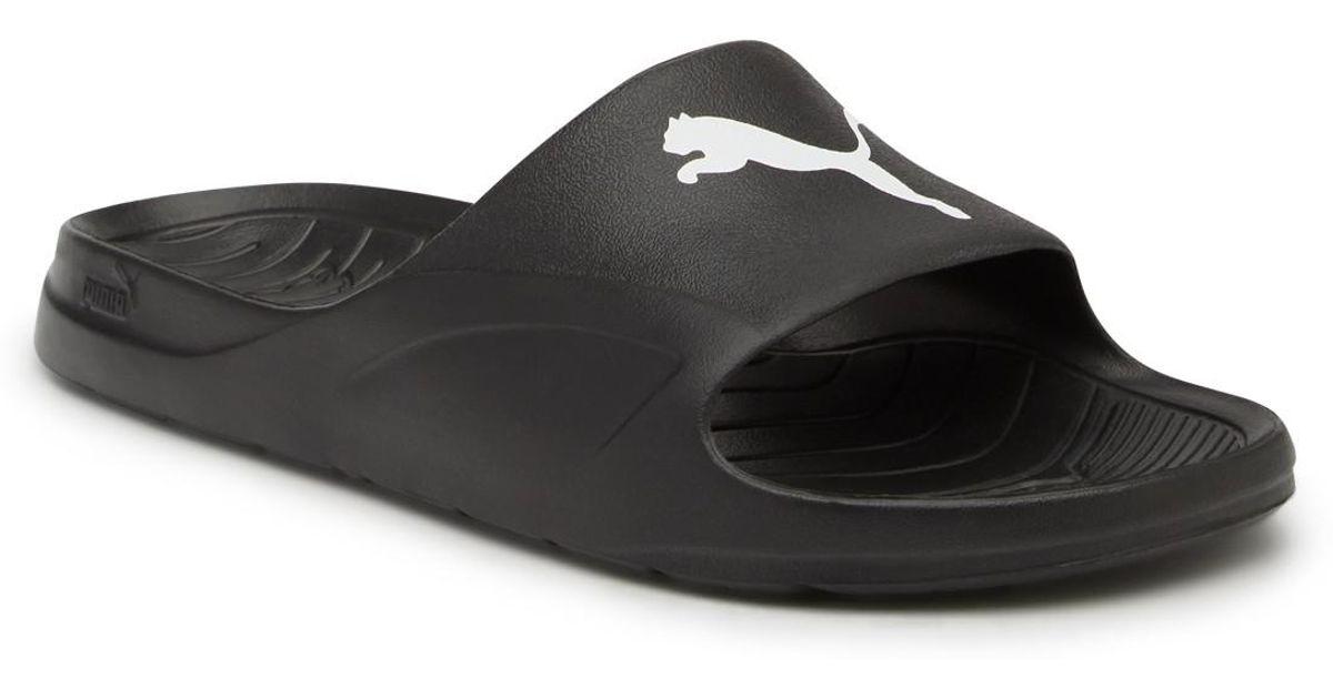 e0c35076591f Lyst - PUMA Divecat Slide Sandal in Black for Men